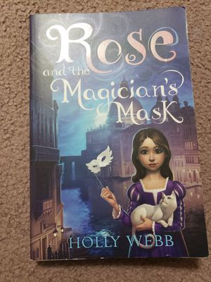 Rose and the Magician Mask by Holly Webb for Sale in Buena Park, CA