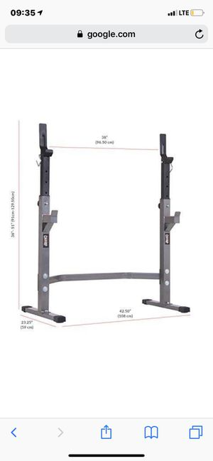 Weights / exercise equipment for Sale in Detroit, MI