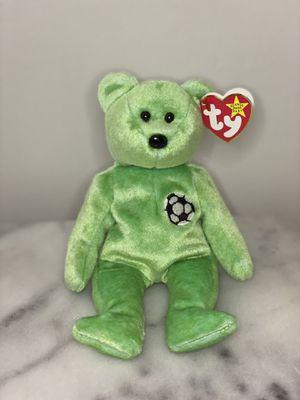 TY Original Bean Baby Kicks Bear for Sale in San Leandro, CA