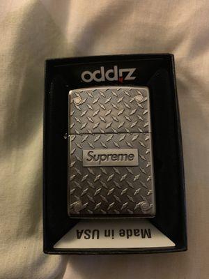 Supreme x Zippo for Sale in Bronx, NY