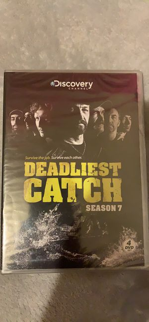 Deadliest Catch season 7 for Sale in Avis, PA