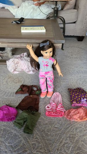 American Girl Doll Grace 2016 with some clothes for Sale in Orangevale, CA