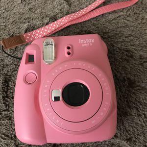 FUJIFILM Instan Mini 9 ~ Flamingo Pink for Sale in Itasca, IL