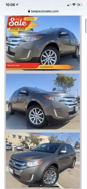 2014 Ford Edge we Finance Aqui financeamos for Sale in National City, CA