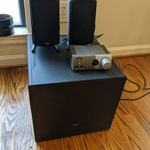 Klipsch 5.1 Home Theater/Computer Sound System for Sale in Houston, TX