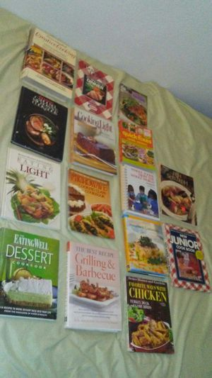 15 Cooking Books for Sale in San Jose, CA