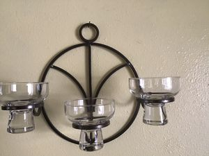 Scandinavian candle sconce for Sale in Moscow, ID
