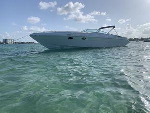 34.6 Baja Boat trade for Pontoon Boat for Sale in Miami Gardens, FL