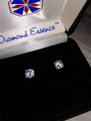 Diamond Essence Earrings for Sale in Gladstone, OR
