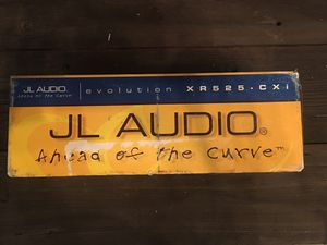 New JL Audio XR525 CXI speakers for Sale in Gilroy, CA