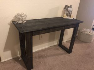 Console Table for Sale in Plano, TX