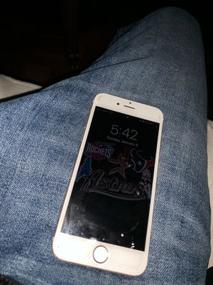 iPhone 6 gold for Sale in Houston, TX