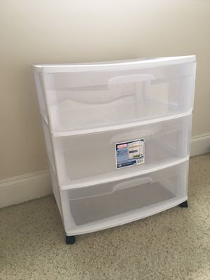 Drawer cart for Sale in Baltimore, MD
