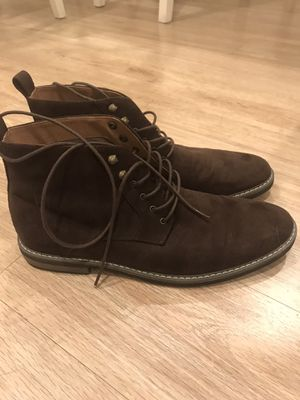 Brand new suede leather boots size 9 for Sale in Forest, VA
