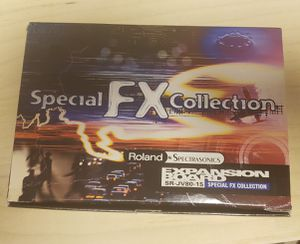 Roland-XP SR-JV-80-15 SPECIAL EFFECTS CARD for Sale in Belleville, IL