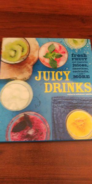 JUICY DRINKS BY VELERIE AIKMAN SMITH for Sale in Gardena, CA
