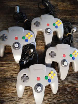 Nintendo 64 controllers for Sale in San Diego, CA