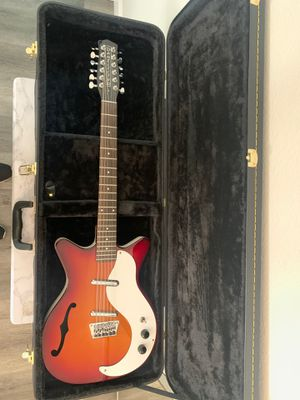 12 string DanElectro for Sale in Anaheim, CA