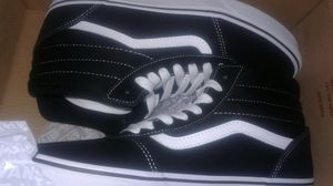 Vans ward high suede for Sale in Halifax, PA
