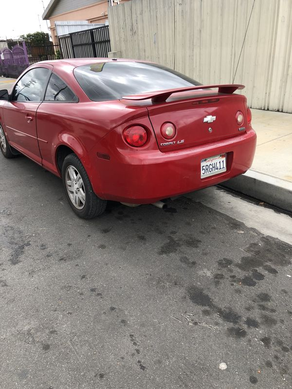 2006 Chevy cobalt for parting out