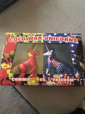 Cold War unicorns for Sale in Chicago, IL