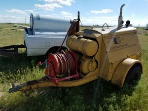 Trailer Air Compressor for Sale in Hudson, CO