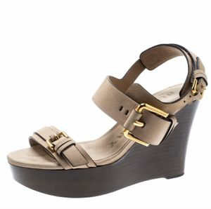 Burberry wedge sandals for Sale in Novato, CA
