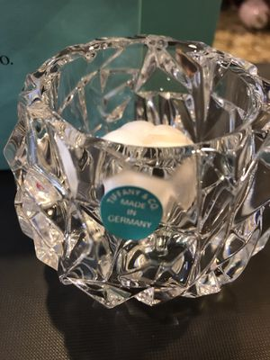 Tiffany & Co brand new w/ box paper n ribbon for Sale in Brentwood, TN