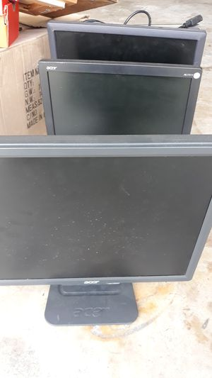 Computer monitors for Sale in Port St. Lucie, FL