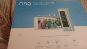 Ring Video Doorbell PRO for Sale in Sunnyvale, CA