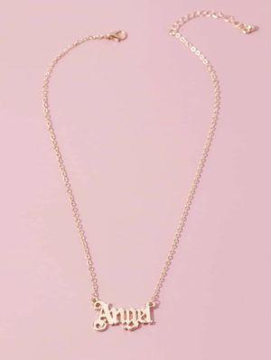 Angel Pendant Necklace for Sale in Arlington, VA