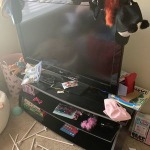 55 Inch Lg Tv And Tv Stand for Sale in La Mesa, CA