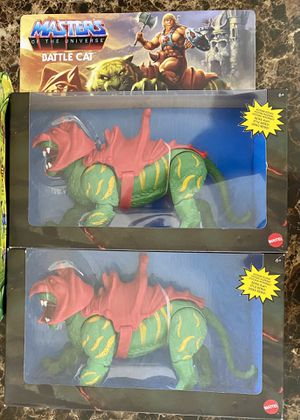 Masters of the universe 2020 Battle Cat Multiple available for Sale in San Diego, CA