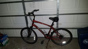 Giant 24 speed mountain bike, never used garage kept will deliver local Bradenton for Sale in Bradenton, FL