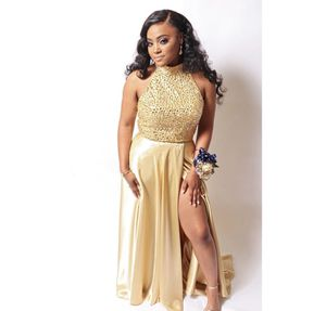 Gold Prom Dress for Sale in Upper Darby, PA