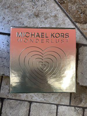 Michael Kors Wonderlust Perfume Set for Sale in Elk Grove, CA