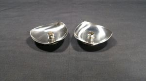 Mid Century Modern Stainless 18/8 Candle Stick Holders for Sale in Columbus, OH