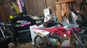 70cc Honda 2008 model dirt bike for Sale in Dunwoody, GA
