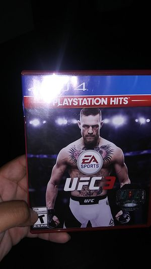 Ufc 3 brandnew for Sale in Lincoln Acres, CA