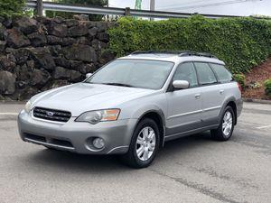 2005 Subaru Legacy Outback for Sale in Tacoma, WA