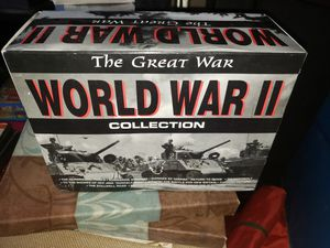 VHS World War 2 collection for Sale in Colorado Springs, CO