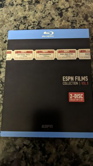ESPN Films Collection Volume 1 for Sale in Rogers, AR