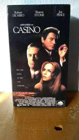 Casino VHS for Sale in Tracy, CA