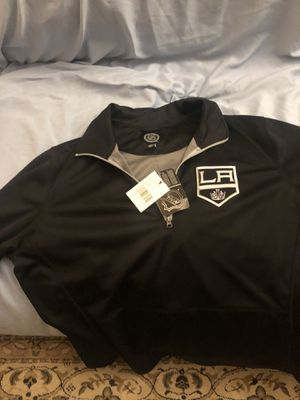 La Kings sweater size xl 20 takes it new with tags!official nhl for Sale in Los Angeles, CA