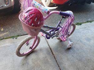 """Huffy rallye series girls glitter bike 16"""" for Sale in Lynnwood, WA"""