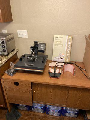 5 in 1 Heat Press Machine for Sale in Shawnee, KS