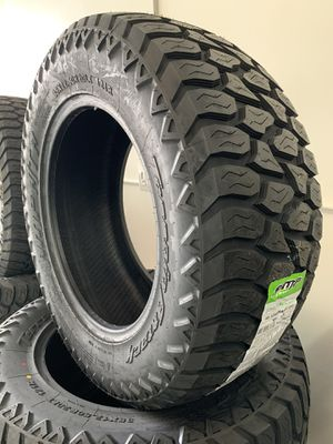 4 Brand New Amp A/T A 35/12.5R20 All Terrain Tires for Sale in Longwood, FL