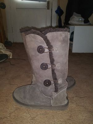 UGG Boots Bailey Button Triplet for Sale in Salt Lake City, UT