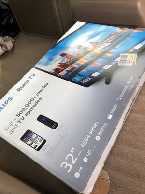 32 inch Phillips flatscreen for Sale in Columbia, MO