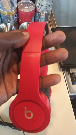 Beats solo hd wired for Sale in Houston, TX